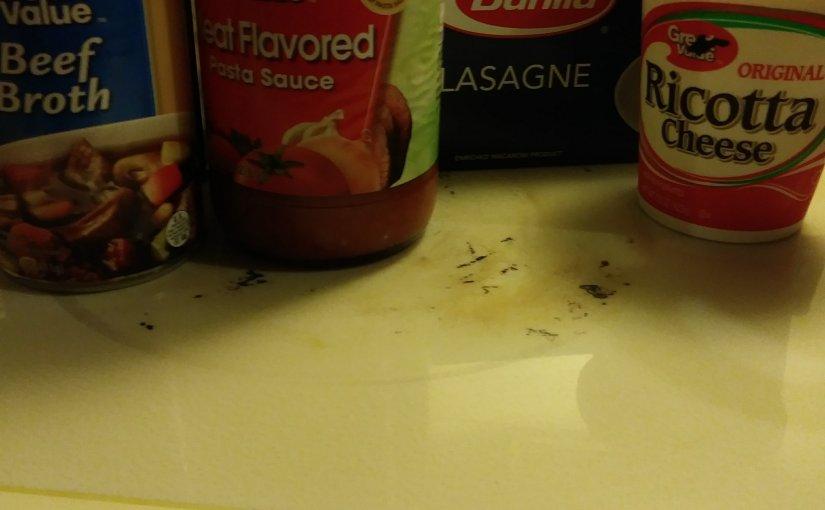 Lasagna or soup….. lasagnasoup