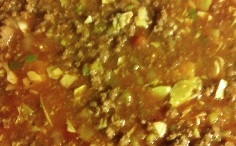 Cabage soup casserole