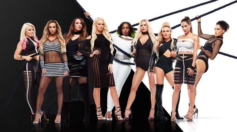 Total Divas SeasonPremiere