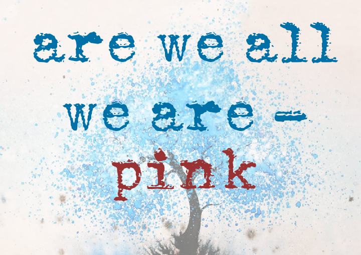 #Lyric Are We All We Are-Pink